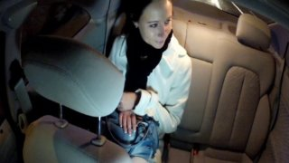 I picked up Enza in my Taxi from the side of the street. Straight away I could see that she was... Thumbnail