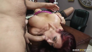 Lucky Ramon helped hot and busty milf Tiffany Mynx and got a special payment Thumbnail