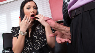 Ashli Orion & Bill Bailey in Naughty Office Thumbnail