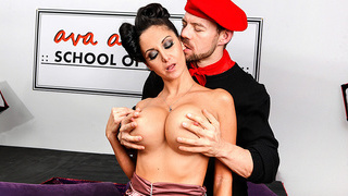 Ava Addams School of Modeling Thumbnail