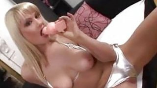 Beautiful Blonde Girl Anal Fisted
