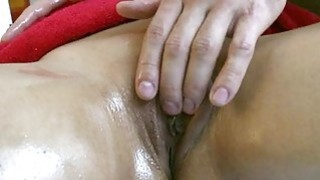 Babe arouses hunks needs with her sexy riding Thumbnail
