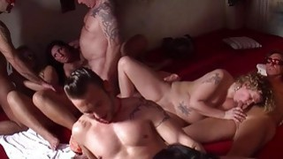 MMV FILMS German Swinger Party Thumbnail