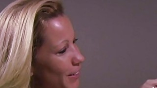 Leah Luv gets taught to fuck by her stepmother