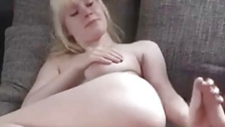 Hot Blonde babe fucked in the anus Thumbnail