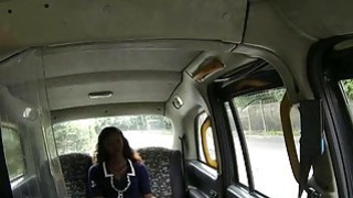 Black girl pussy screwed by fraud driver to off her fare Thumbnail