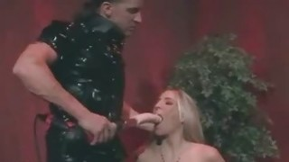 Kinky Girl in Latex Got Cum on Face! Thumbnail