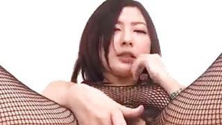 Megumi Haruka amazes in her naughty solo play