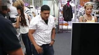 Boyfriend watch while fucking his girlfriend infront of him Thumbnail