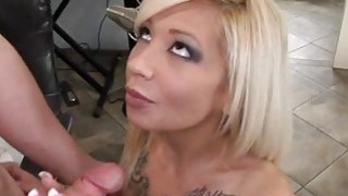 Lady initiates a homemade oral for her partner Thumbnail
