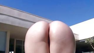 Alexis Texas giant ass tease and blowjob Thumbnail