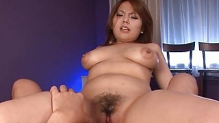 Oriental stimulates her cookie with a beefy toy Thumbnail