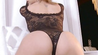 Chanel got bigcock as deep as possible in her ass Thumbnail
