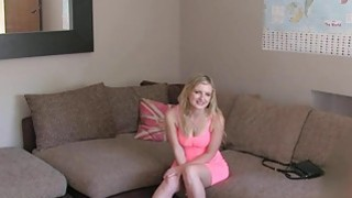 Canadian blonde anal fucks in uk casting