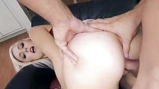 Hot and seductive asian babe endures wild banging