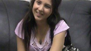 18 year old Michelle was a cheerleader in high school