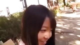 Hot Japanese Teen Sun Tanned Fucked Hard Thumbnail