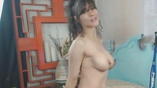 Horny Squirty Milf Fucks Pussy And Ass With Big Toys Thumbnail