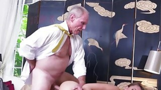 Big titted babe Ivy Rose strips and got fucked Thumbnail