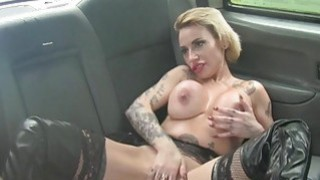 Busty tattooed passenger pussy rammed Thumbnail