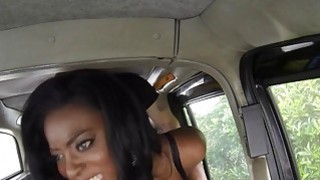 Busty ghetto passenger gets twat pounded Thumbnail
