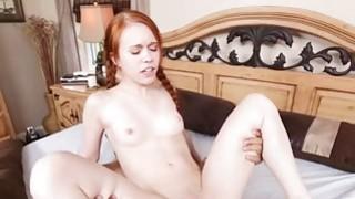 Horny hot chick Dolly Little loves fucking Thumbnail