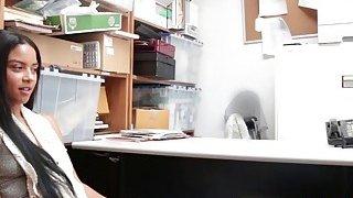 Teen Thieves Bonnie And Maya Banged In Office Thumbnail