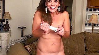 USAwives Penny Priet Awesome Solo Play Porn Video Thumbnail
