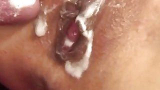 Ramu Nagatsuki rides cock and then swallows jizz Thumbnail