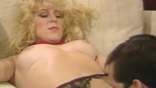 Trashy Vintage Blonde MILF Sex Thumbnail